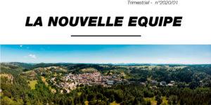 Bulletin Municipal Officiel d'Auroux n 01